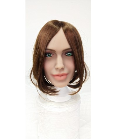 10*14cm Iron Doll Head Stand Holder for Tpe Doll Sex Doll White doll head support holder Sex Dolls    - 1SexFun