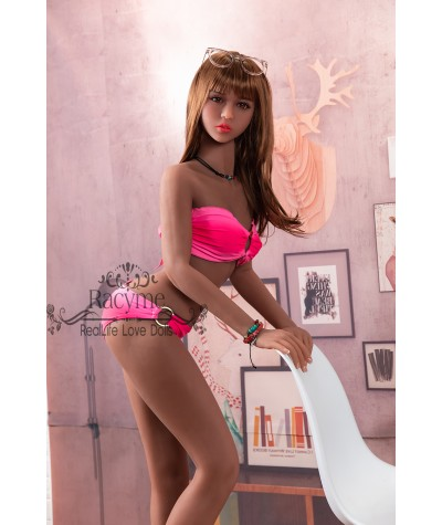 145cm 155cm Sex Dolls Real Tpe Adult Lifelike Breast Vagina Sex Love Toys for Men Tpe Dolls Full Size Silicone with Skeleton|Sex Dolls|   - 1SexFun